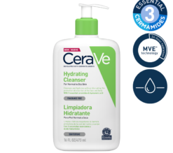 CeraVe Hydrating Cleanser for Normal to Dry Skin 473ml